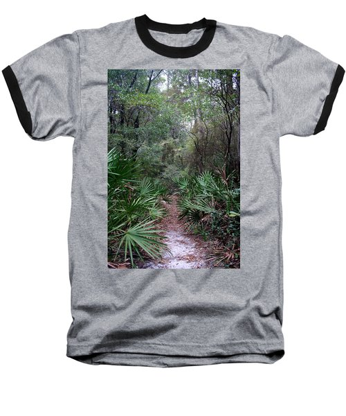 Jungle Trek Baseball T-Shirt