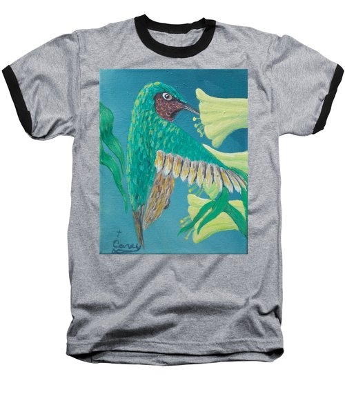 Just A Hummingbird Baseball T-Shirt