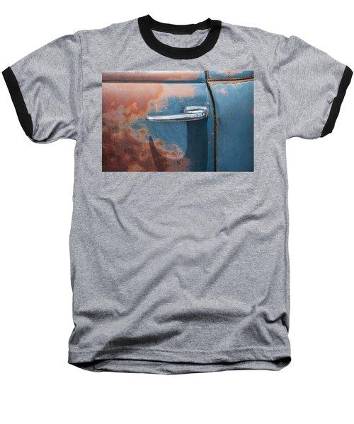 Just A Little Wax Baseball T-Shirt