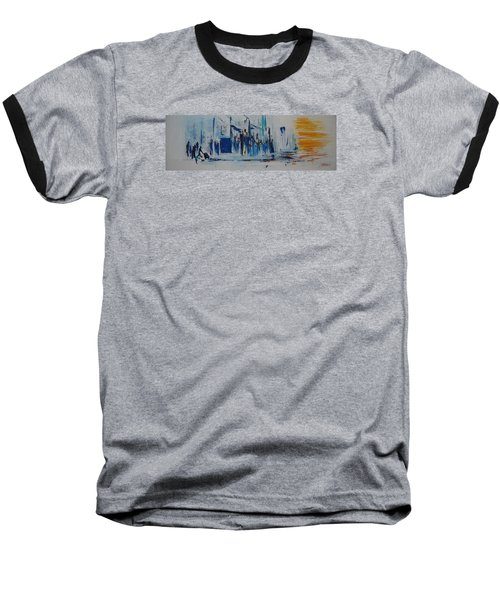 Just Another Day In New York City Baseball T-Shirt