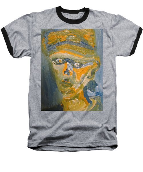 Just Another Face Baseball T-Shirt