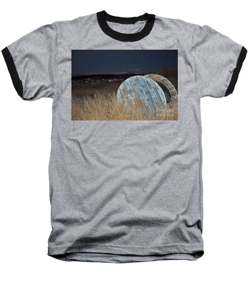 Just Before Dawn Baseball T-Shirt
