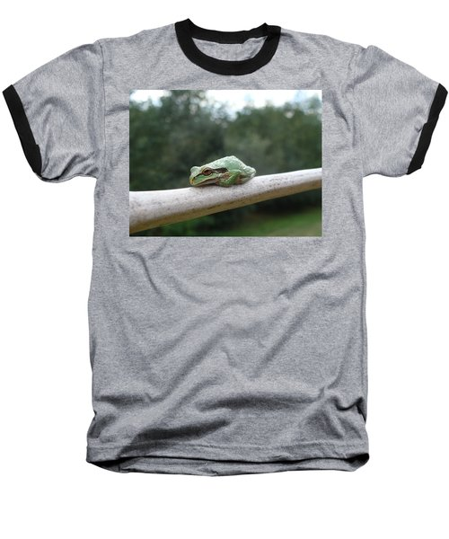 Just Chillin' Baseball T-Shirt