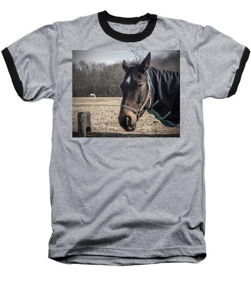Just Chillin Baseball T-Shirt