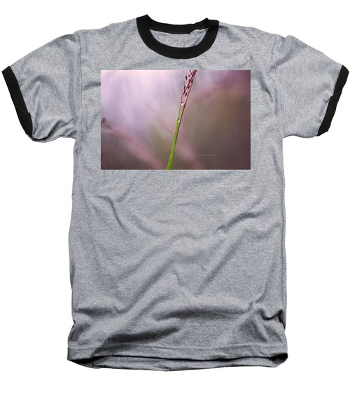 Baseball T-Shirt featuring the photograph Just Few Drops by Rima Biswas