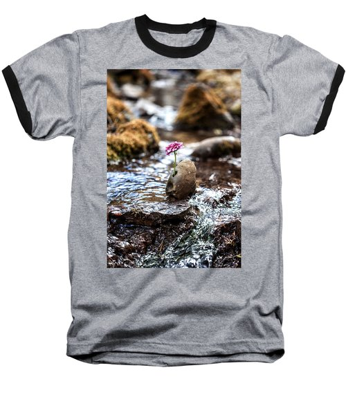 Just Let Your Love Flow Baseball T-Shirt