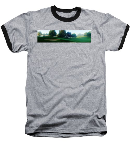 Just Off The Green Baseball T-Shirt
