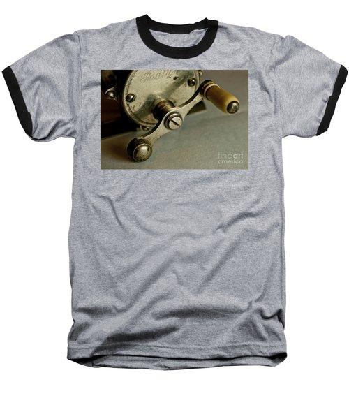 Just Ride Out And Fish Baseball T-Shirt