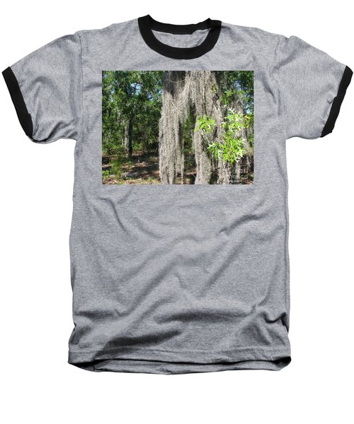 Baseball T-Shirt featuring the photograph Just The Backyard by Greg Patzer