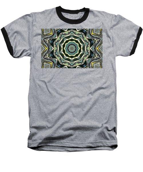 Baseball T-Shirt featuring the photograph Kaleidoscope by Oksana Semenchenko