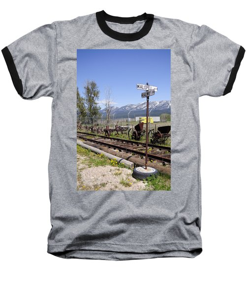 Kalispell Crossing Baseball T-Shirt