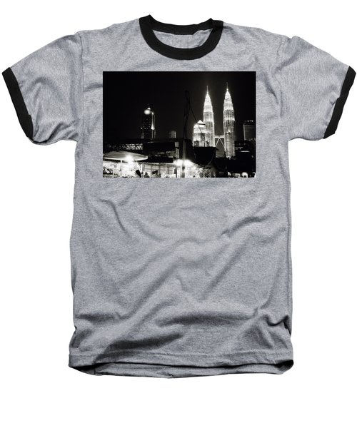 Kampung Baru Baseball T-Shirt