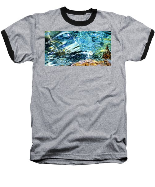 Kanaloa Abstract Baseball T-Shirt
