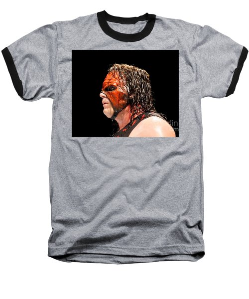 Kane The Wrestler Baseball T-Shirt