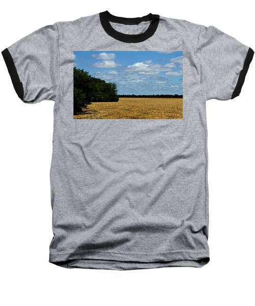Kansas Fields Baseball T-Shirt