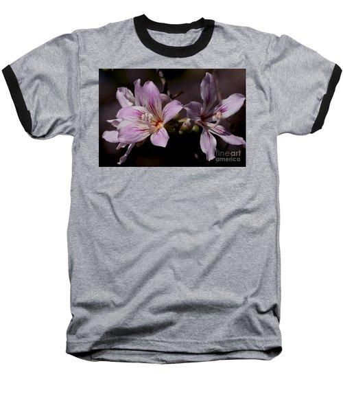 Kapok Bloom Baseball T-Shirt