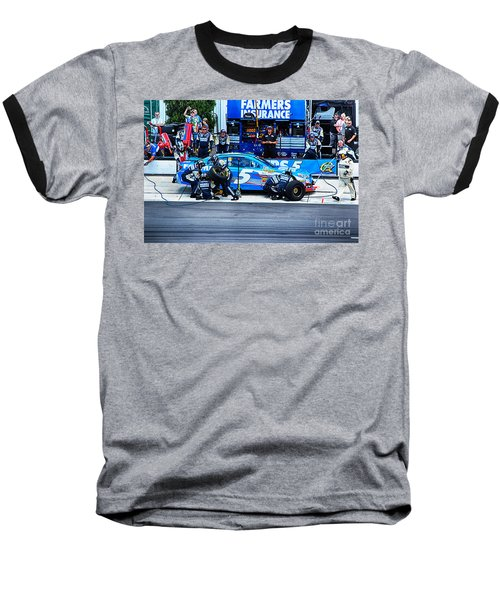 Kasey Kahne's Last Stop Before Victory Baseball T-Shirt