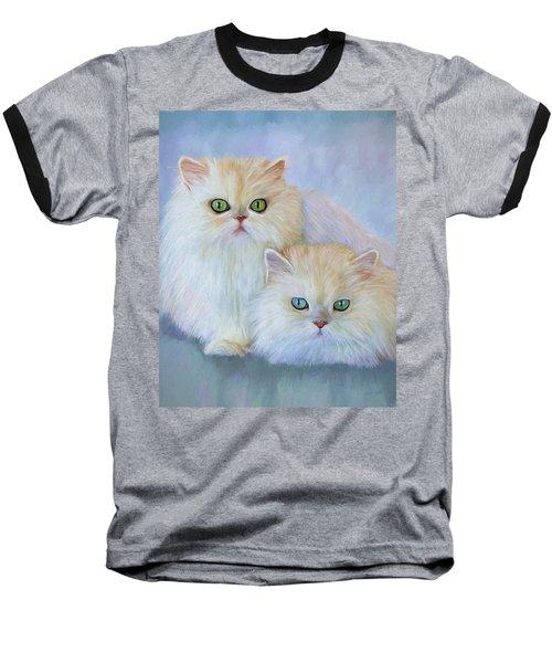 Katrina And Bjorn Baseball T-Shirt