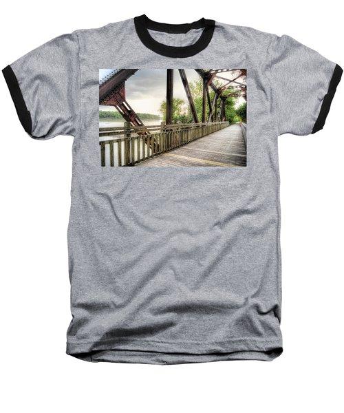 Katy Trail Near Easley Baseball T-Shirt