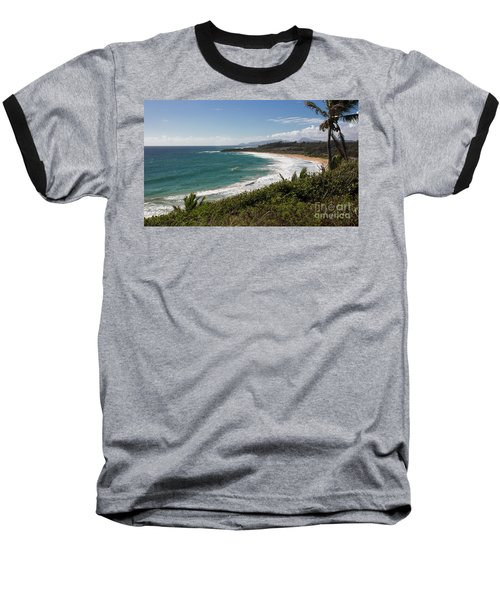 Kauai Surf Baseball T-Shirt