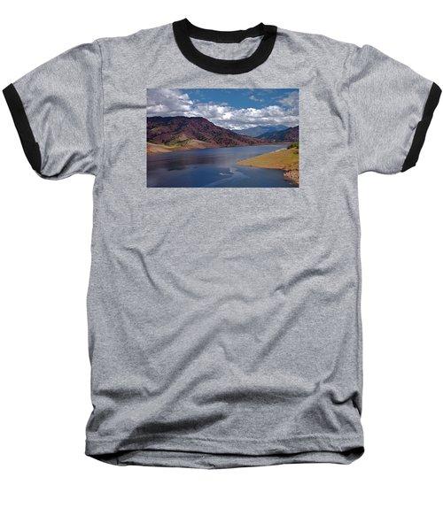 Kaweah Lake Baseball T-Shirt