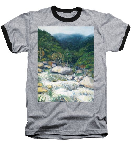 Kaweah River Baseball T-Shirt