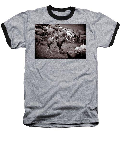 Keep Em Moving Baseball T-Shirt