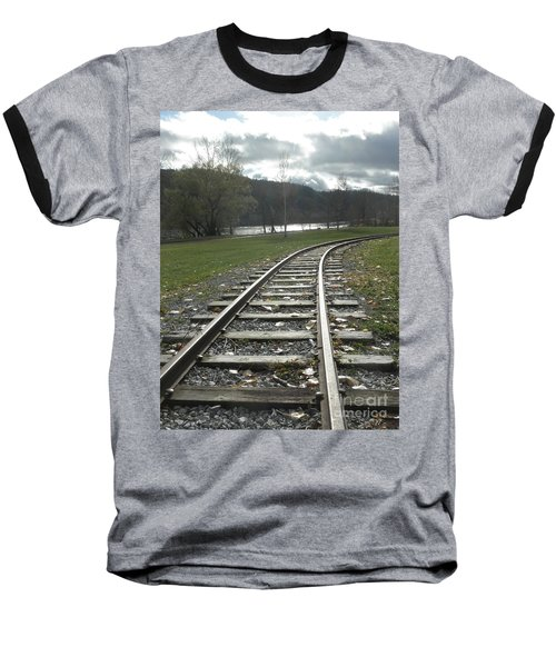 Keeping Track Baseball T-Shirt