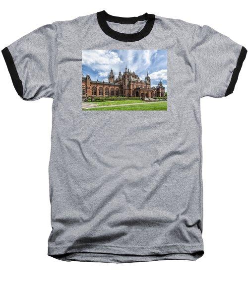 Kelvingrove Art Gallery And Museum Baseball T-Shirt