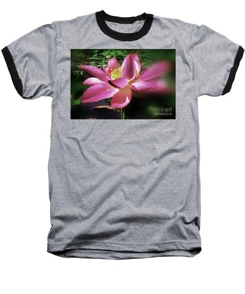 Baseball T-Shirt featuring the photograph Kenilworth Garden Three by John S