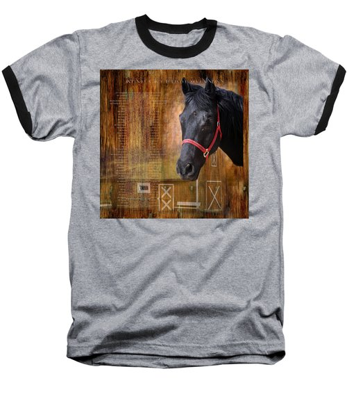 Kentucky Derby Winners Baseball T-Shirt