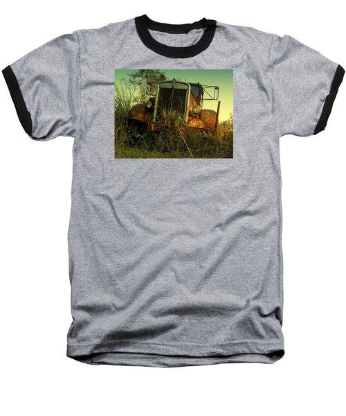 Kenworth 2 Baseball T-Shirt