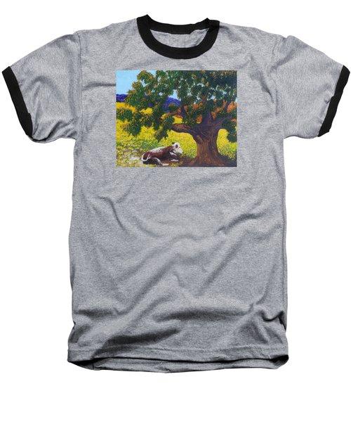 Kern County Cow Baseball T-Shirt