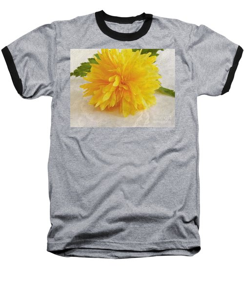 Kerria Japonica Baseball T-Shirt