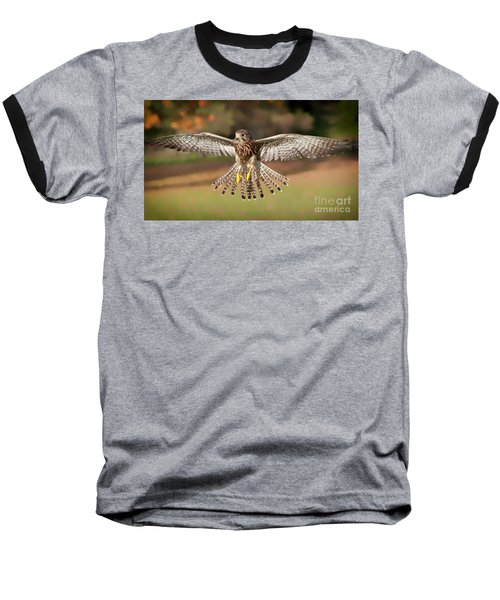 Kestrel Grace Baseball T-Shirt