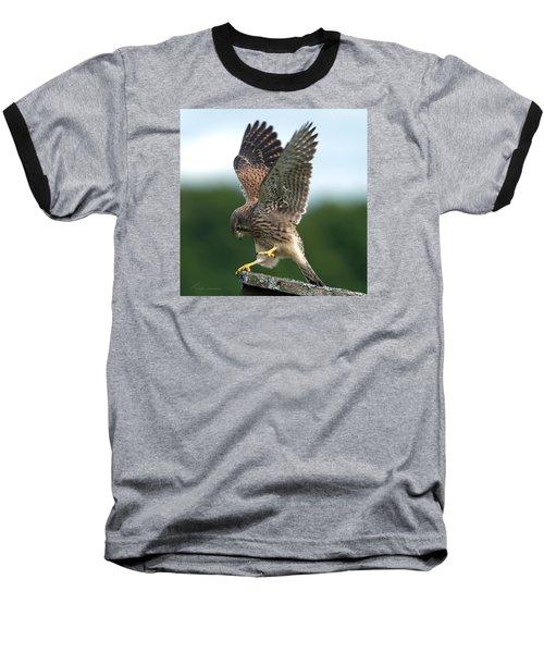 Kestrel's Performance Baseball T-Shirt