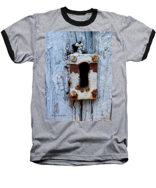 Keyhole Baseball T-Shirt