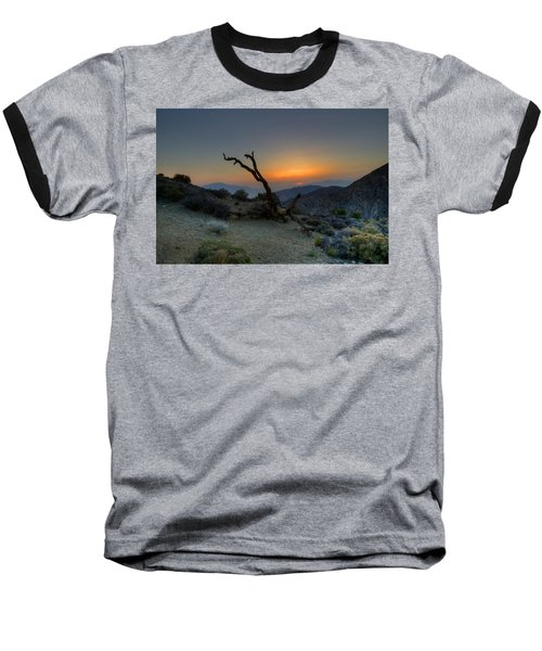 Keys View Sunset Baseball T-Shirt
