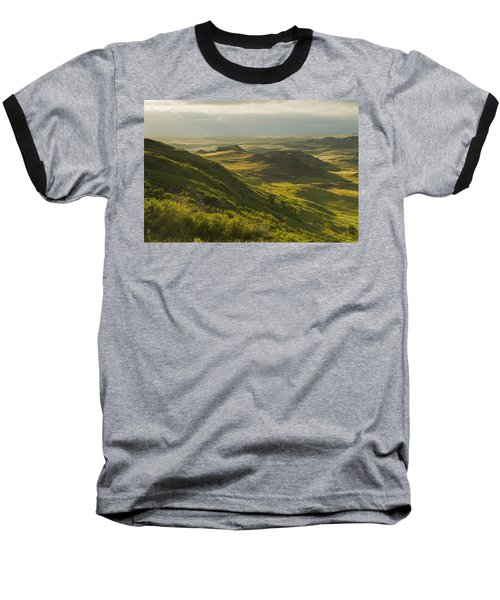 Killdeer Badlands In The East Block Of Baseball T-Shirt