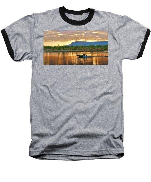 Kimberley Dawning Baseball T-Shirt
