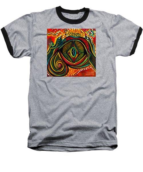 Kindness Spirit Eye Baseball T-Shirt