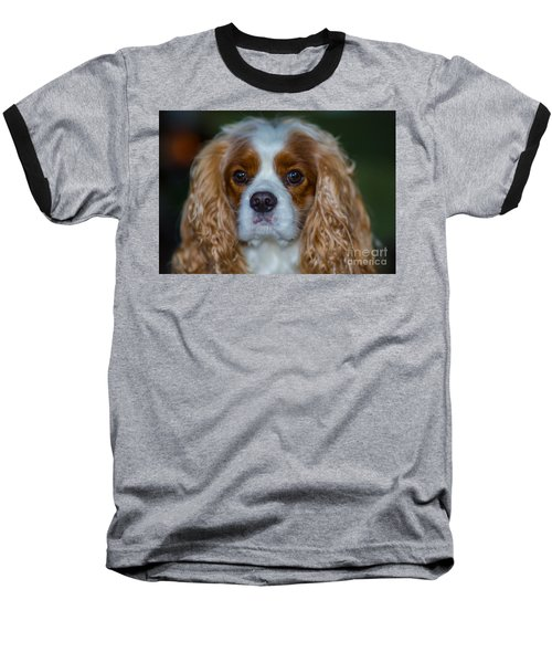 King Charles Baseball T-Shirt