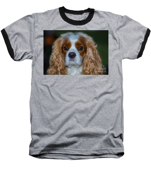 King Charles Baseball T-Shirt