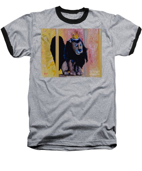 King Moonracer Baseball T-Shirt