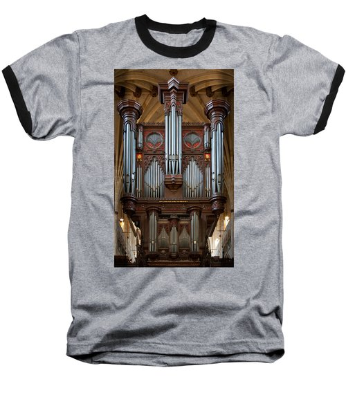 King Of Instruments Baseball T-Shirt