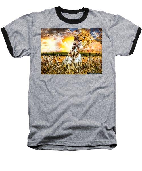 Kingdom Gold Baseball T-Shirt