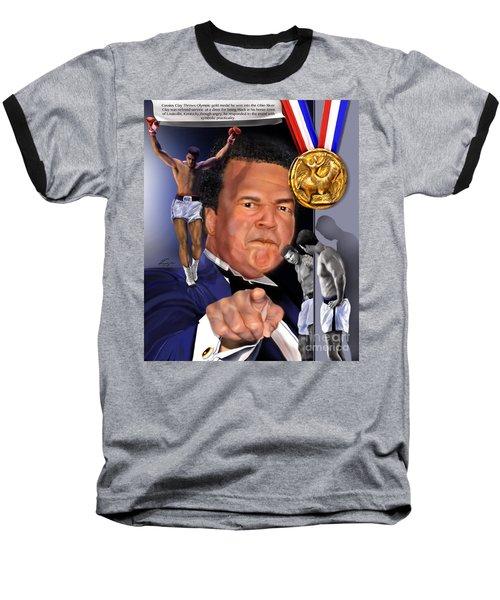 Kings Among Men - Ali - The Greatest Love Baseball T-Shirt