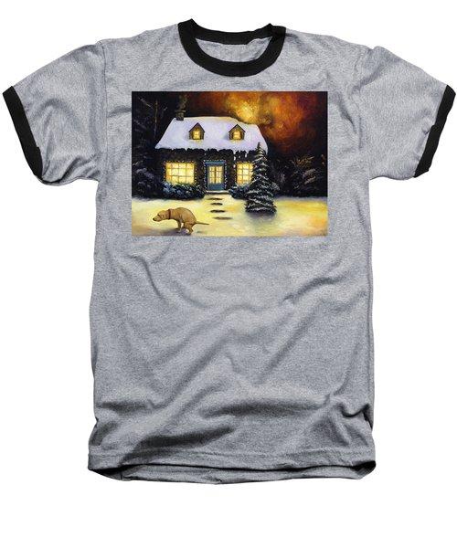 Kinkade's Worst Nightmare Baseball T-Shirt