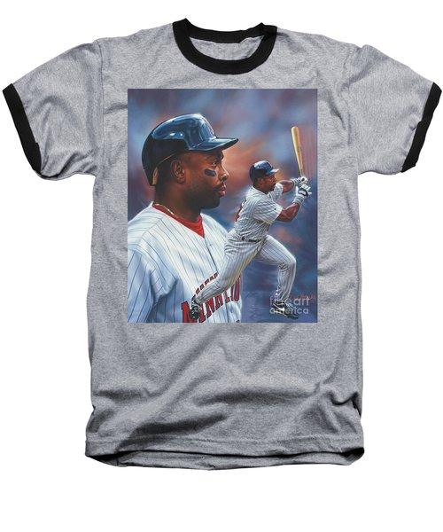 Kirby Puckett Minnesota Twins Baseball T-Shirt