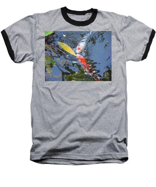 Kissin' Koi Baseball T-Shirt